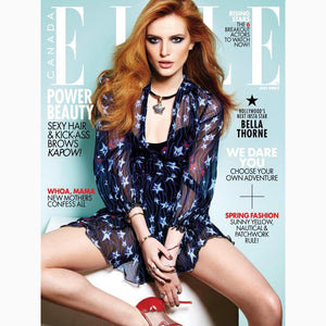 Print Press: Elle Canada Magazine (May 2015, Lust List)