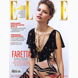 Print Press: Elle Croatia 2016, December