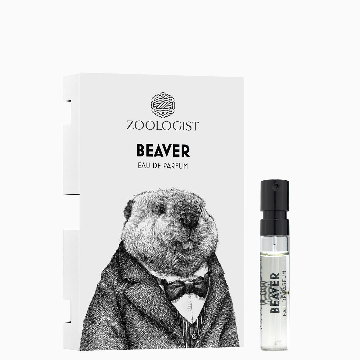 Zoologist Beaver Sample