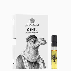 Zoologist Camel Sample