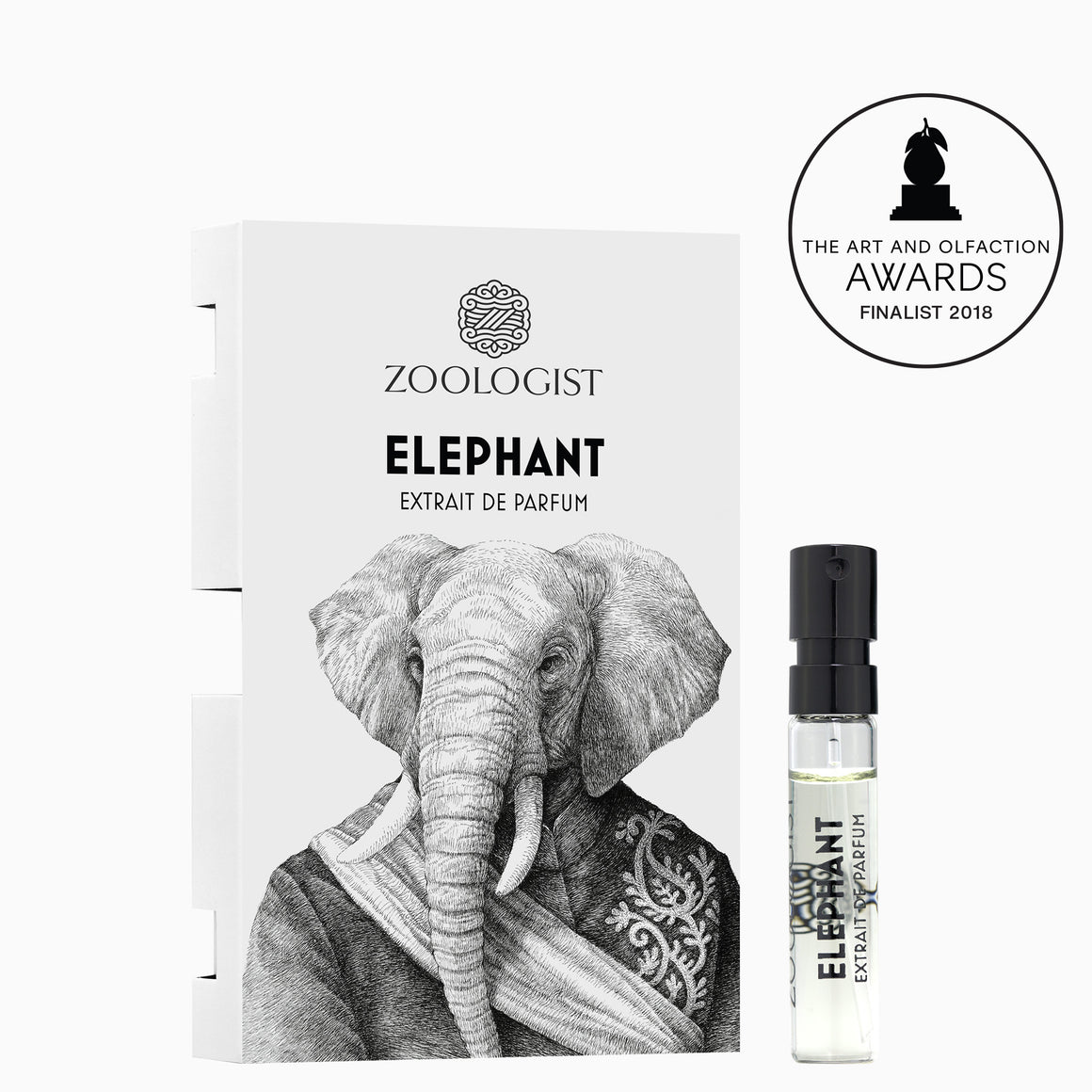 Zoologist Elephant Sample