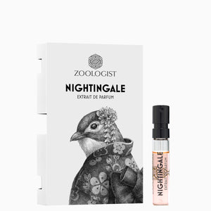Zoologist Nightingale Sample