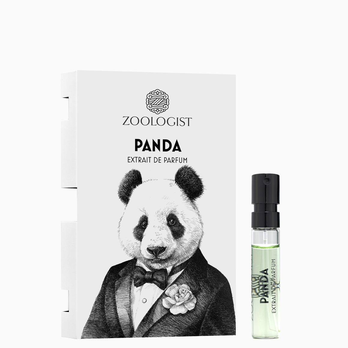 Zoologist Panda Sample