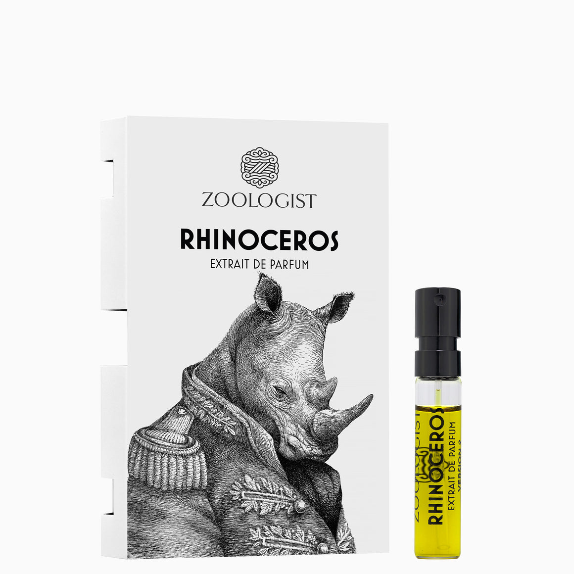 Zoologist Rhinoceros (2020) Sample