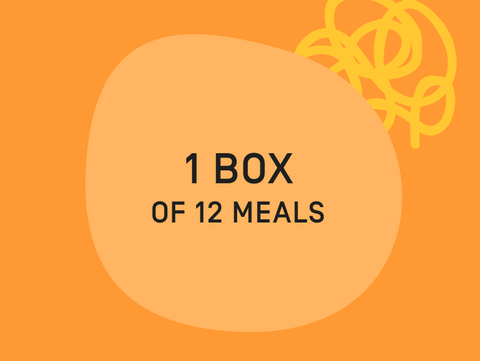 Gift Card - 1 Box of 12 Meals