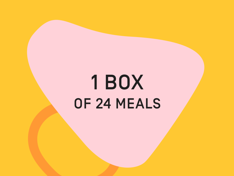 Gift Card - 1 Box of 24 Meals