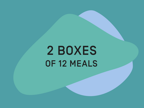 Gift Card - 2 Boxes of 12 Meals