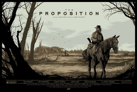 The Proposition Poster by Ken Taylor