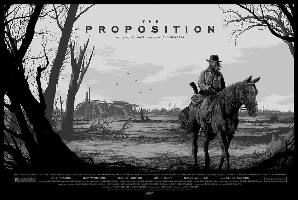 The Proposition (Variant) Poster by Ken Taylor