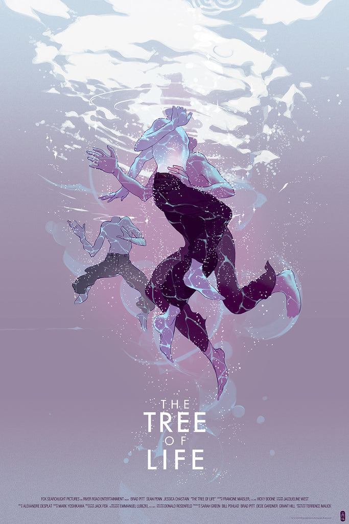 The Tree of Life Poster by Tomer Hanuka