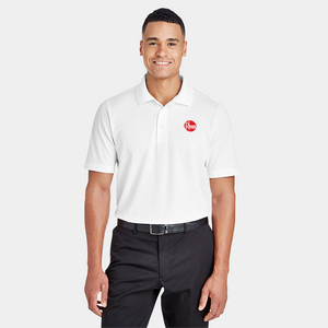 CrownLux Performance™ Men's Plaited Polo