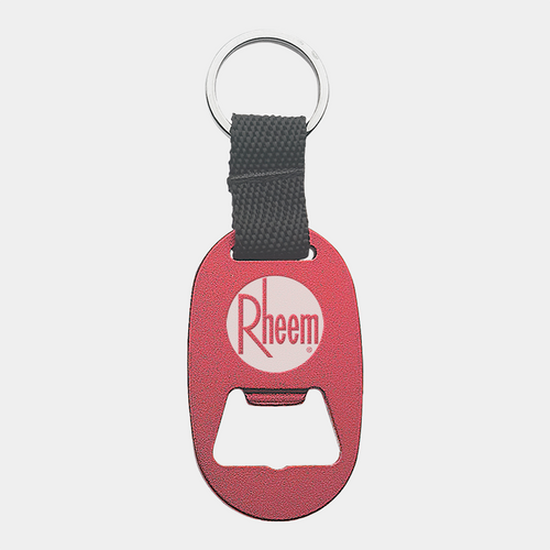 Metal Key Tag w/ Bottle Opener