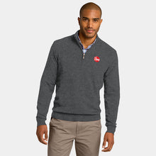 Load image into Gallery viewer, 1/2-Zip Sweater