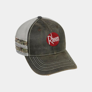 Platinum Series Mesh-back Camo Cap
