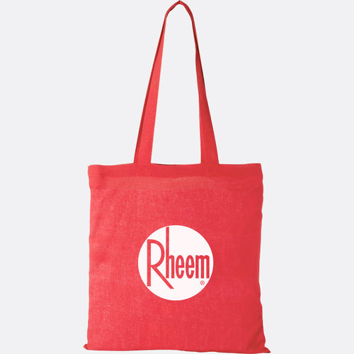 Cotton Canvas Convention Tote