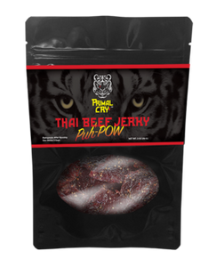 Primal Cry Beef Jerky