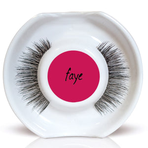 FAYE Lashes 'Just a Girl…'