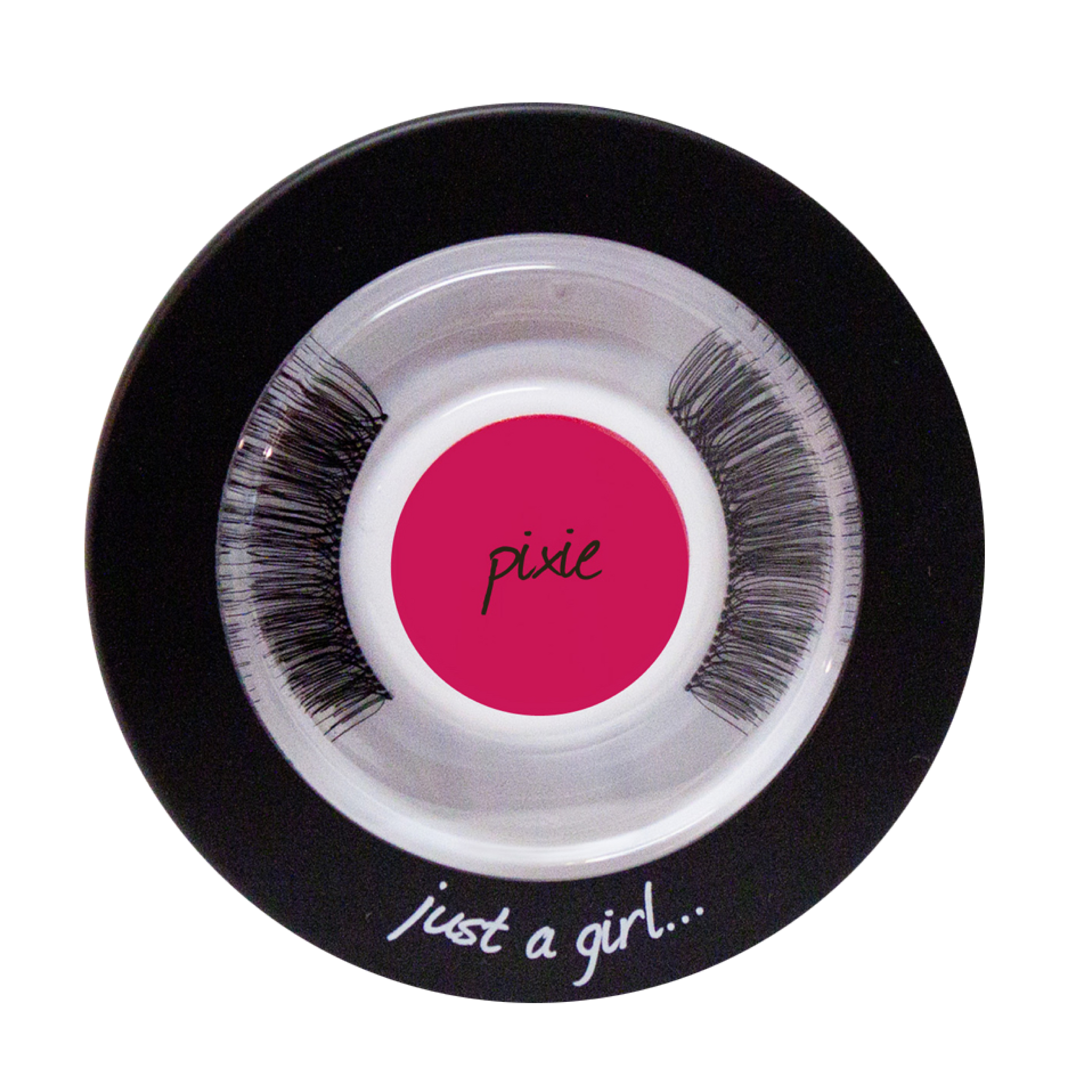 Bullseye 'Just a Girl…' PIXIE Lash Compact