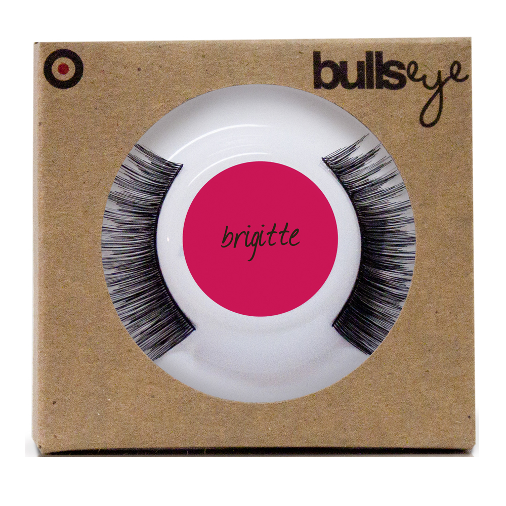 Bullseye 'Just a Girl…' BRIGITTE Lashes