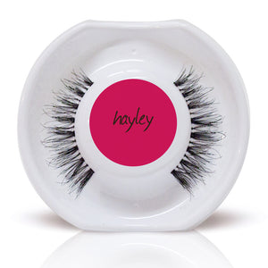 Travel Lash Duo - 1 Refillable Lash Compact, 1 Lash Refill (2 pairs of lashes total)