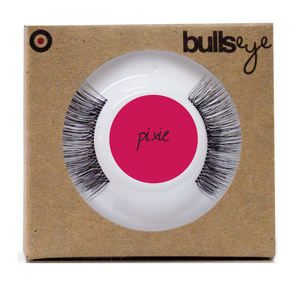 Bullseye 'Just a Girl…' PIXIE Lashes