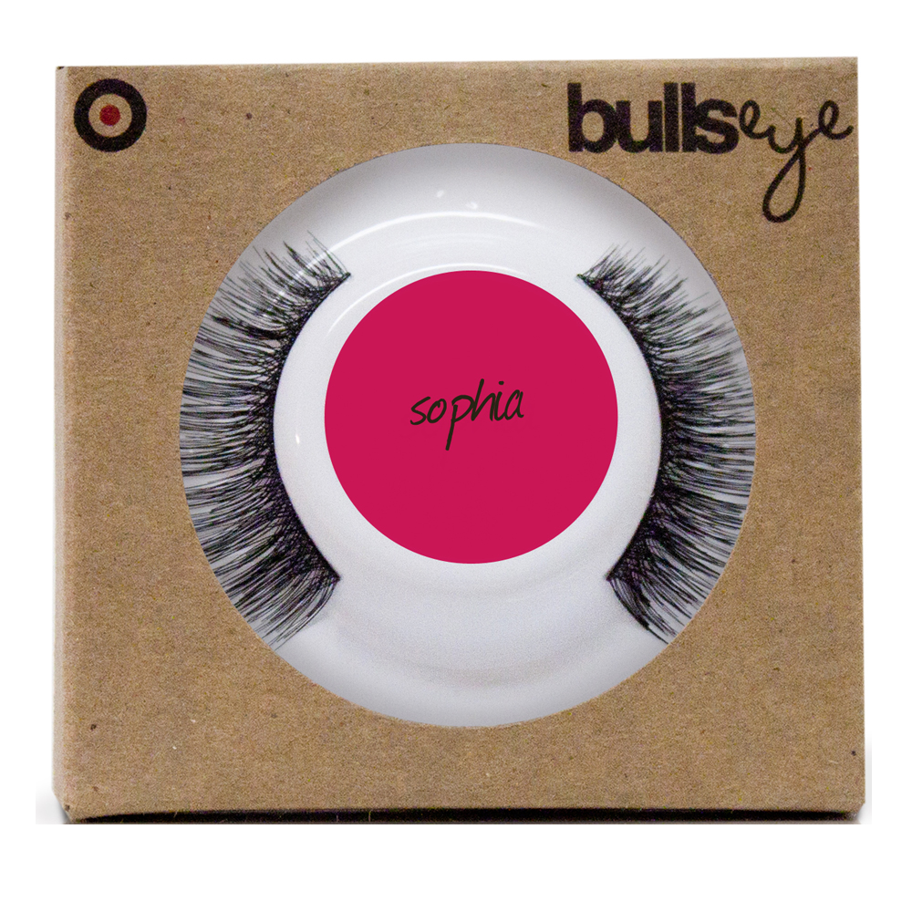 Bullseye 'Just a Girl…' SOPHIA Lashes