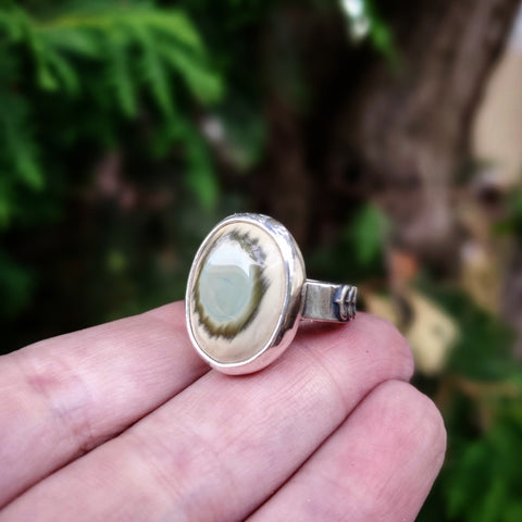 Grow Your Garden Ring Size 8