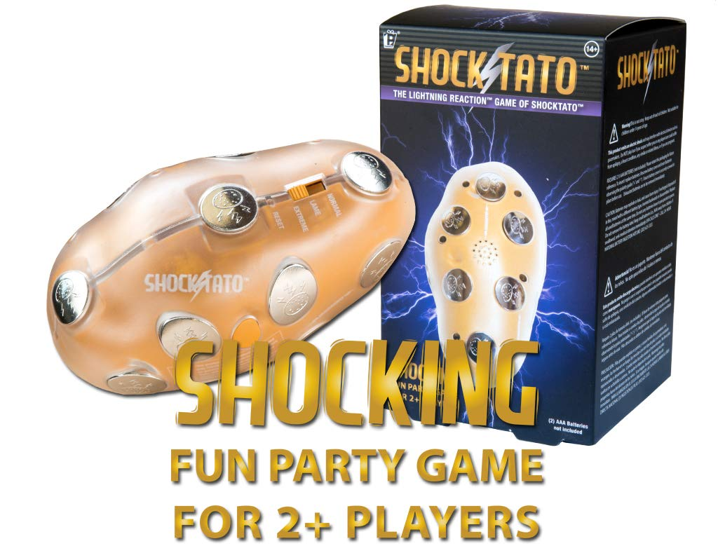 Shocktato Party Game - The Hilariously Funny Game of Shocking Potato