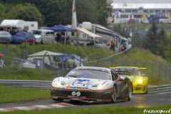 Ferraris on the Nurburgring: F458 Nurburgring 24h glory
