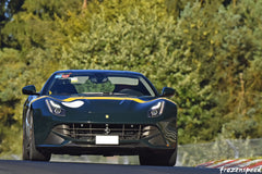 Ferraris on the Nurburgring: F12 Verde Abetone