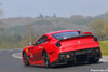 Ferraris on the Nurburgring: 599XX track attack