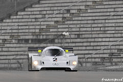Mercedes C11 Group C Grandstand