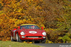 Ferraris on the Nurburgring: 250 LM in autumn