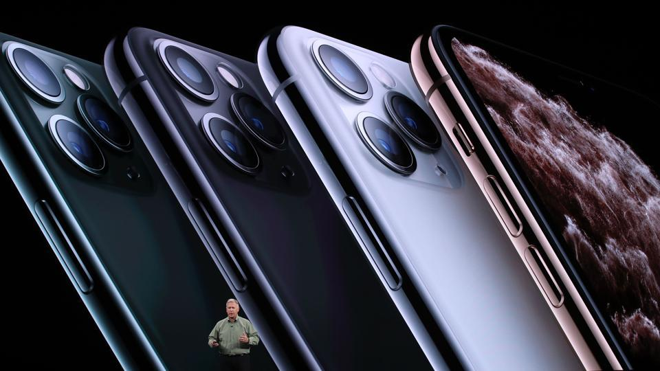 What's the news on the new iPhone?