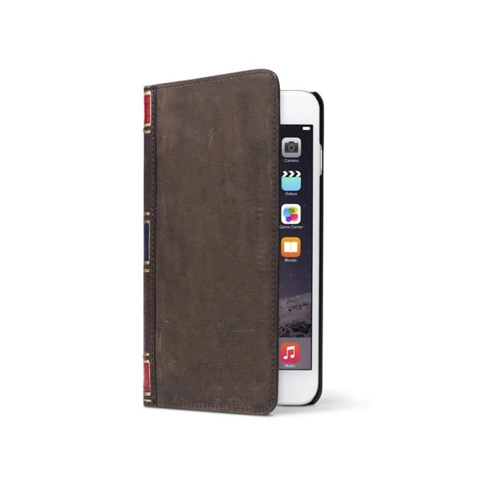 BookBook for iPhone 6/6s Plus - Brown