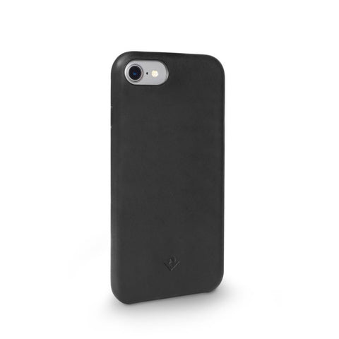 Relaxed Leather case - iPhone 7/8 - Black