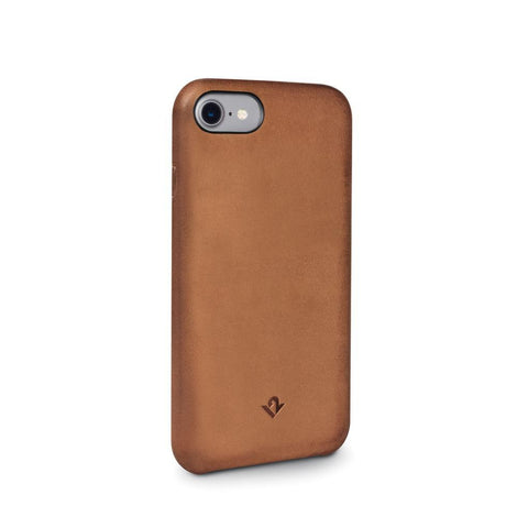 Relaxed Leather case - iPhone 7/8 - Cognac