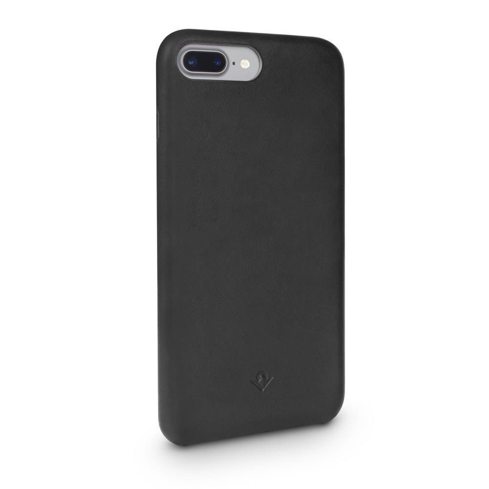 Relaxed Leather case - iPhone 7/8 Plus - Black