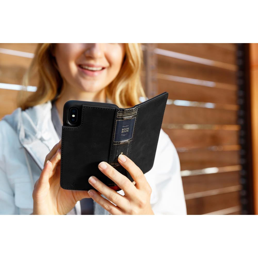 BookBook for iPhone X/XS - Black