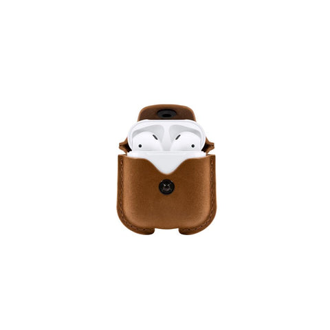 AirSnap for AirPods - Cognac