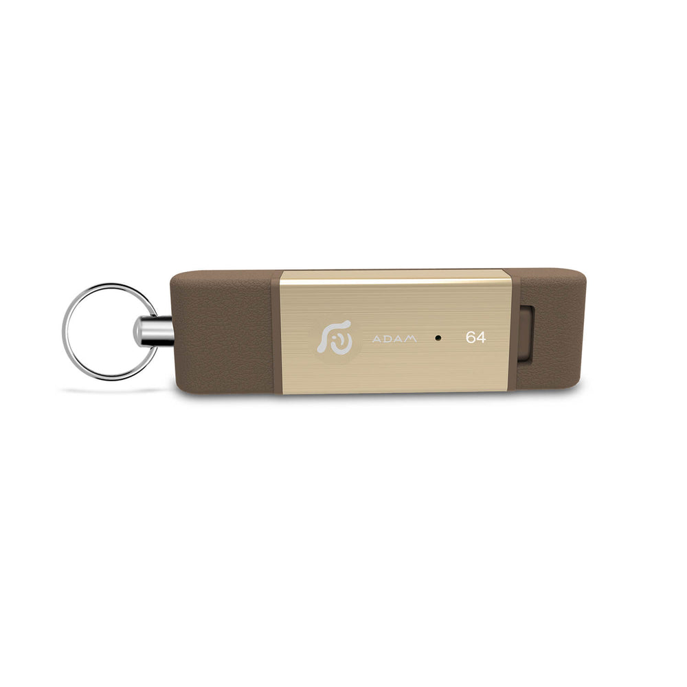 iKlips Duo 64GB - Gold