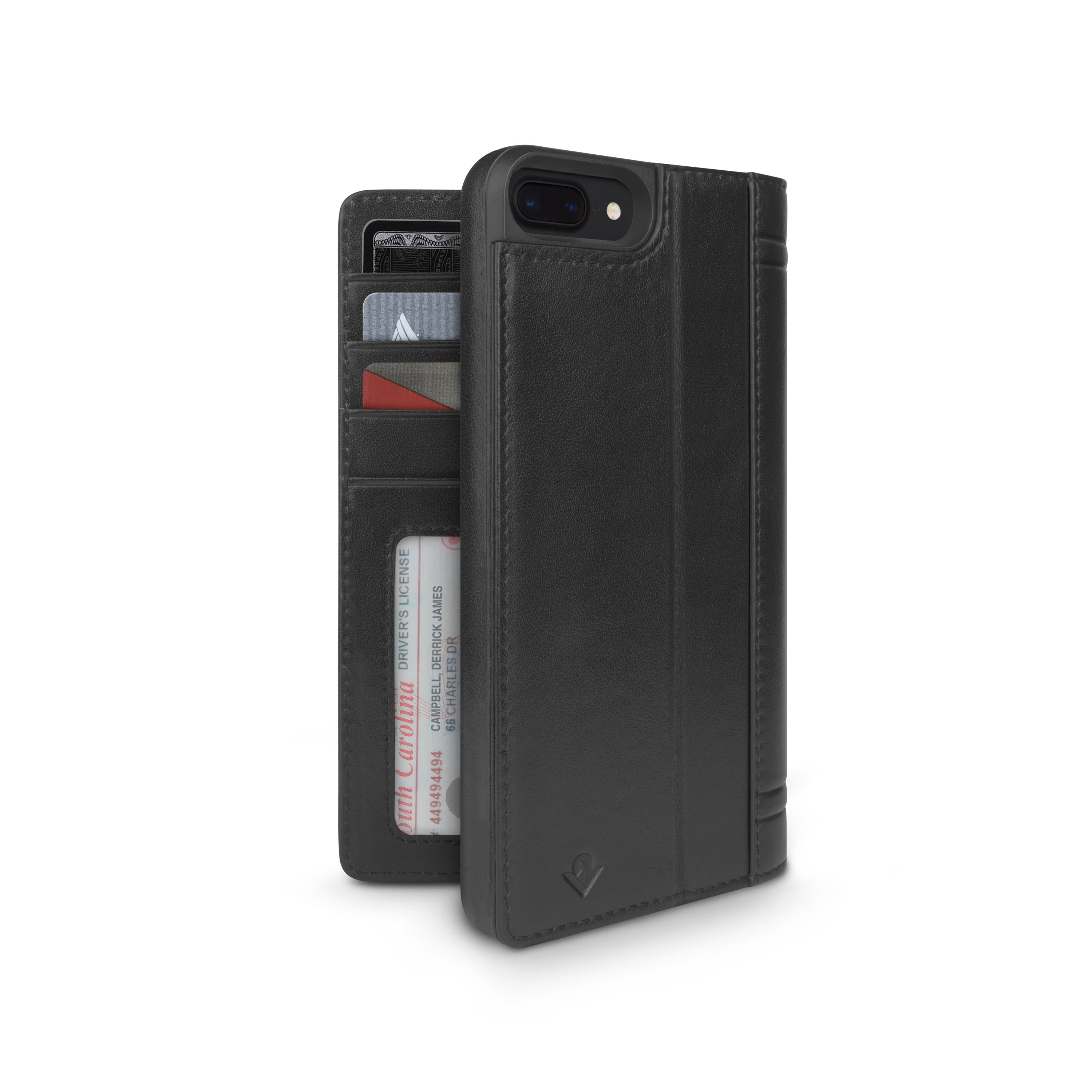 Journal for iPhone 7/8 Plus - Black