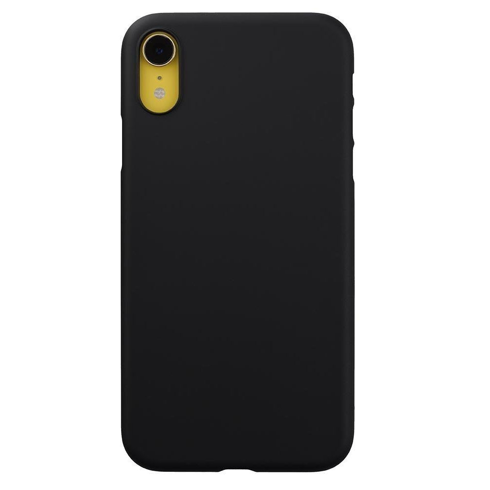 Air Jacket for iPhone XR Rubberised Black