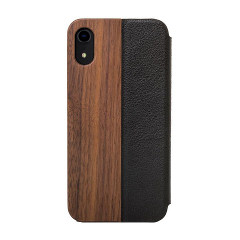 EcoFlip - iPhone XR - Walnut