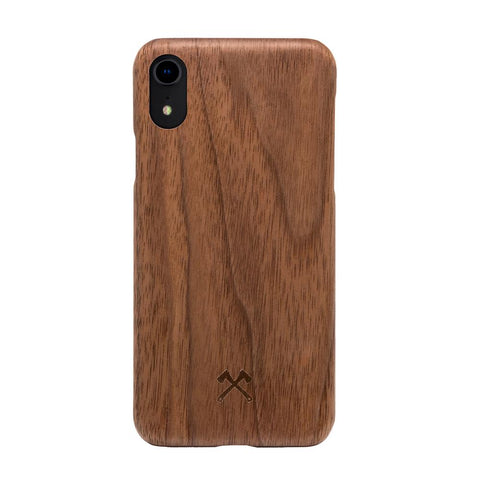 EcoCase Slim - iPhone XR - Walnut