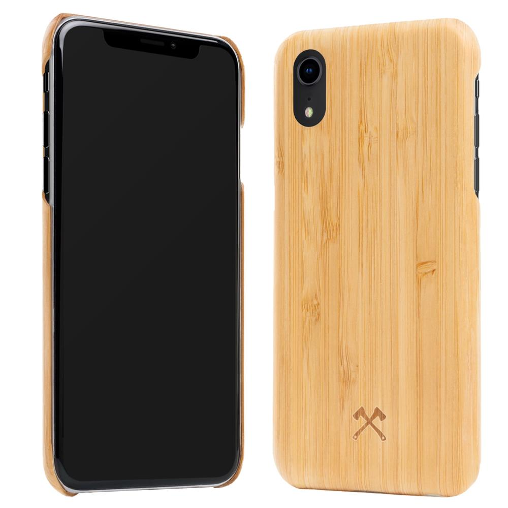 EcoCase Slim - iPhone XR - Bamboo