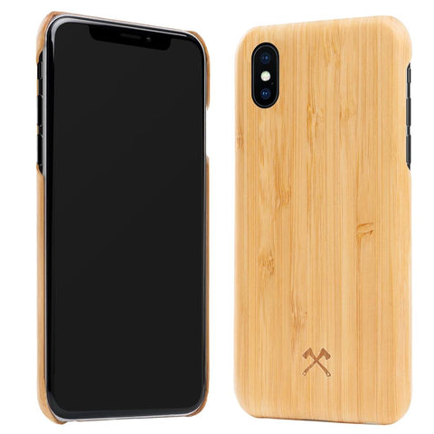 EcoCase Slim - iPhone XS Max - Bamboo