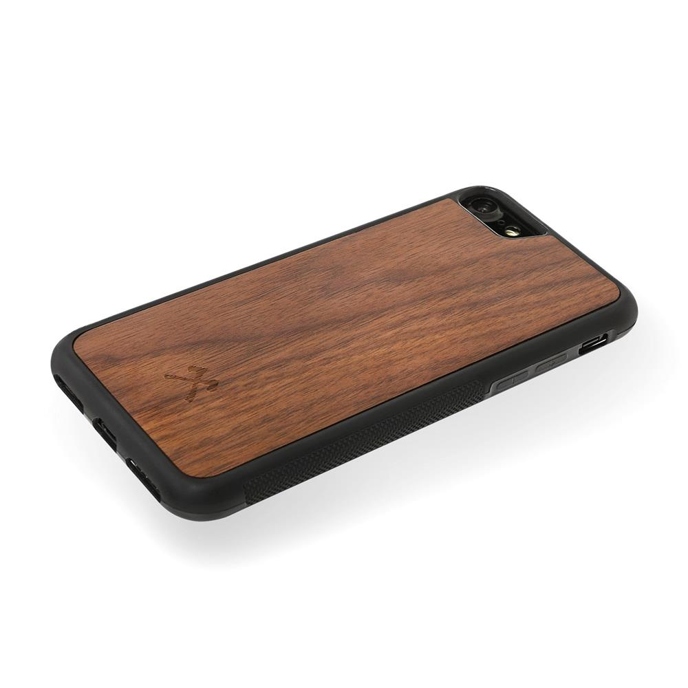 EcoCase Bumper - iPhone 7/8/SE (2nd Gen) - Walnut