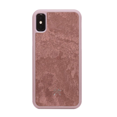 EcoBump Stone - iPhone X/XS - Canyon Red