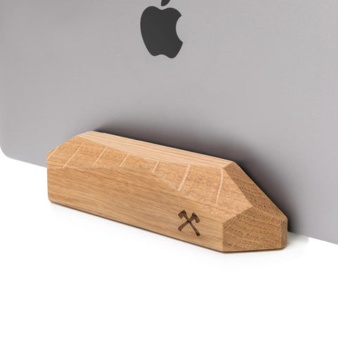 EcoRest MacBook dock - Oak